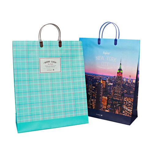 3000 soft shopping bags 3 370 * 130 * 460