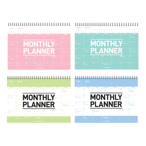 2500 CLEAR PP MONTHLY SCHEDULER 5