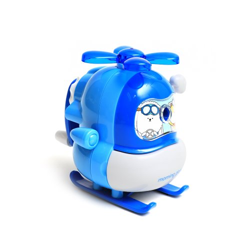 10000 BICHON HELI PENCIL SHARPENER (BLUE)