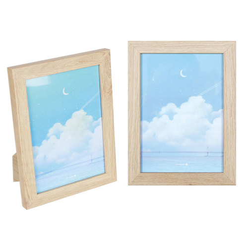 6000 SIMPLE WOOD PHOTO FRAME (5*7)