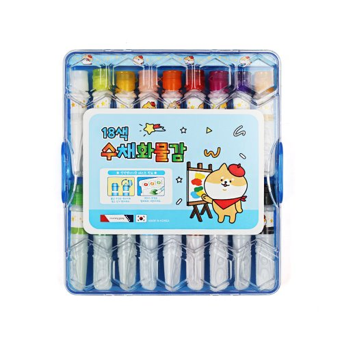 6500 WATER COLOR (18COLORS/BOY)