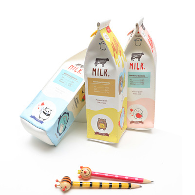 6000 Moomin milk sewing pencil case ver.2